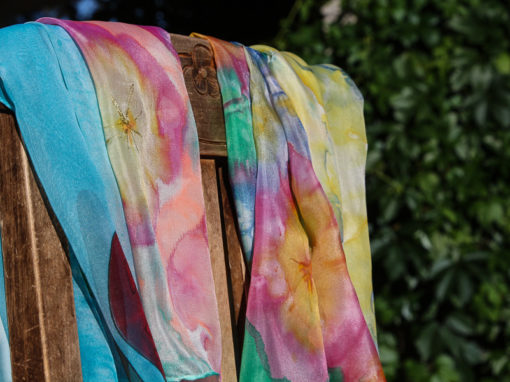 Мастер-классы по текстилю