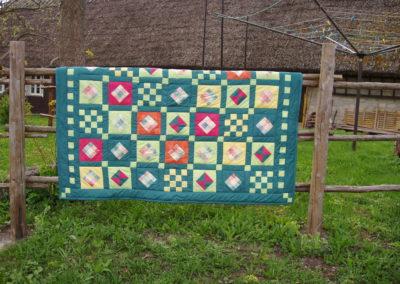Лоскутное одеяло бабушки Леен, 1999