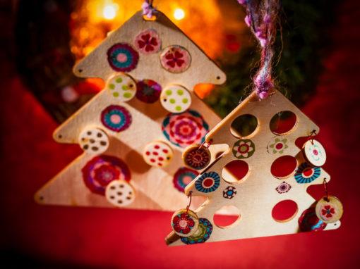 Мастер-классы на Рождество