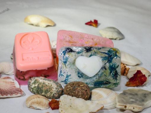 Мастер-классы по изготовлению  мыла