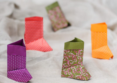 Origami voltimine